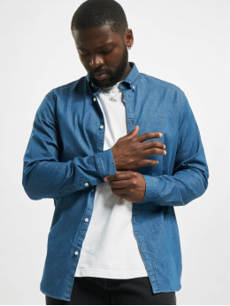 Jack & Jones Chemise jprBlalogo Stretch Denim Noos bleu