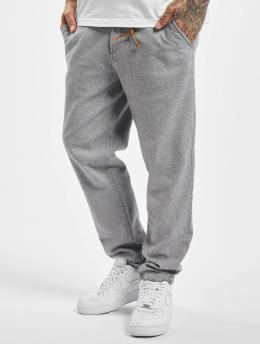 Jack & Jones Chino pants jjiAce jjLinen blue