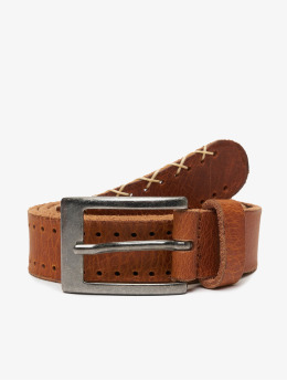 Jack & Jones Cintura jacBerlin marrone