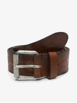 Jack & Jones Cinturón jacBerlin marrón