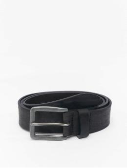 Jack & Jones Cinturón jacVictor  negro