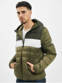 Jack & Jones Foretjakker jjeMagic oliven