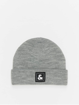 Jack & Jones Hat-1 jacStuart gray