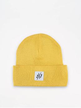 Jack & Jones Hat-1 jacLong  yellow