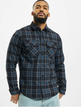 Jack & Jones Hemd jcoCraig Worker blau