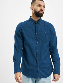 Jack & Jones Hemd jorJefferson Indigo blau