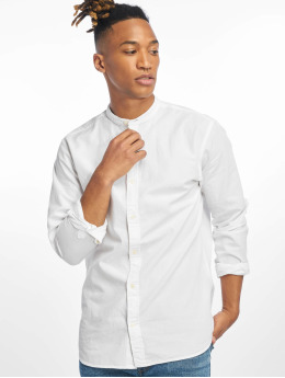 Jack & Jones Hemd jjeSummer Band weiß