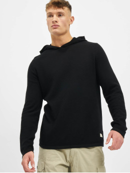 Jack & Jones Hoodie jjBronco black