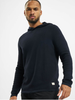 Jack & Jones Hoodie jjBronco Knit blue