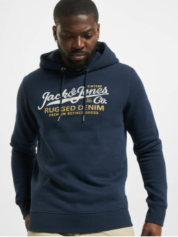 Jack & Jones Hoodie jprBlustar  blue