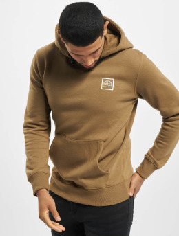 Jack & Jones Hoodie jcoGlory  brown