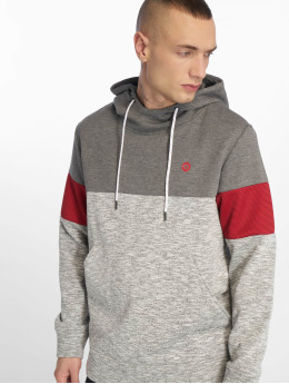 Jack & Jones Hoodies jcoMart šedá