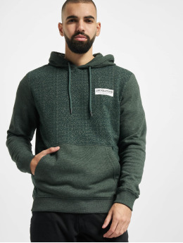 Jack & Jones Hoodies coLetter grøn