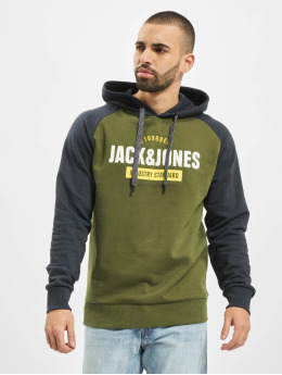 Jack & Jones Hoody jcoFranklin blau