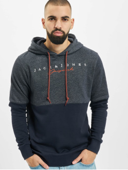 Jack & Jones Hoody jorTrailer blau