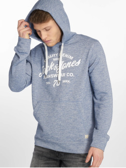 Jack & Jones Hoody jjePanther blauw