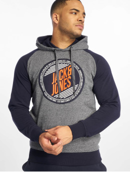 Jack & Jones Hoody jcoMill blauw