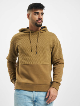 Jack & Jones Hoody jcoButton  braun