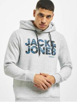 Jack & Jones Hoody jcoRad  grijs
