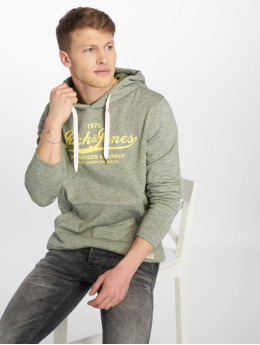 Jack & Jones Hoody jjePanther grün