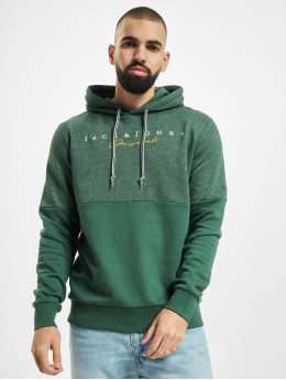 Jack & Jones Hoody jorTrailer Sweat Hoody grün