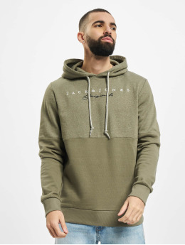 Jack & Jones Hoody jorTrailer  olive
