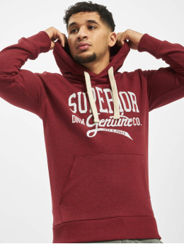 Jack & Jones Hoody jprTravis Blu. Sweat rot