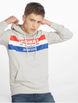 Jack & Jones Hoody jorShakedowns weiß