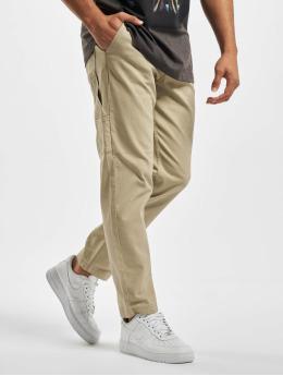 Jack & Jones Jean large coupe droite jjiAce jjWorker  beige