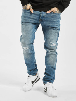 Jack & Jones Jean slim jjiGlenn jjIcon AM 929 50SPS ESP bleu