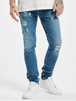 Jack & Jones Jean slim jjiGlenn jjOriginal CJ 929 bleu