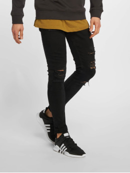 Jack & Jones Jeans slim fit jjiLiam jjOriginal nero
