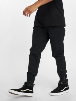 Jack & Jones Jogging kalhoty JjIvega JjBob WW čern