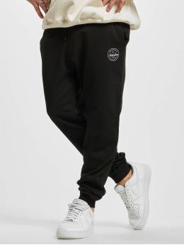 Jack & Jones Jogging kalhoty Jjigordon Jjshark čern