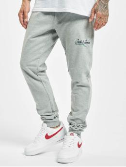 Jack & Jones Jogging kalhoty jjiWill jjFlex šedá