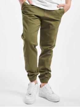 Jack & Jones Jogging kalhoty jjiVega jjJogger olivový