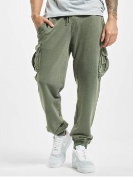 Jack & Jones Jogging kalhoty jjiGordon Lee VIY olivový