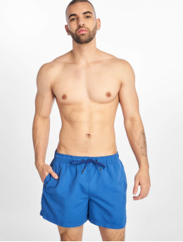Jack & Jones Kúpacie šortky jjCali Camp modrá