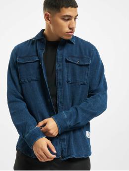 Jack & Jones Košile jj30Cpo  modrý