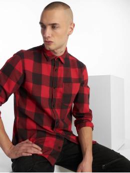 Jack & Jones Koszule jorDylan czerwony
