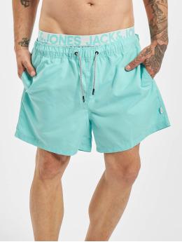 Jack & Jones Koupací šortky jjiAruba jjSwim AKM DB WB Solid Swim modrý