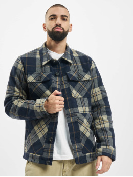 Jack & Jones Lightweight Jacket jorDoke Wool blue