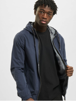 Jack & Jones Lightweight Jacket jjcRamer Cotton blue