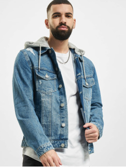 Jack & Jones Lightweight Jacket jjiAlvin jjJacket Akm 251 blue