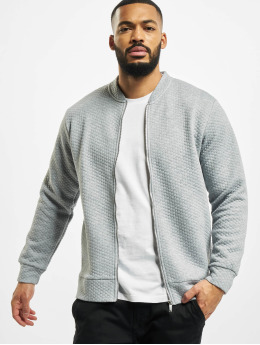 Jack & Jones Lightweight Jacket jjStructure grey