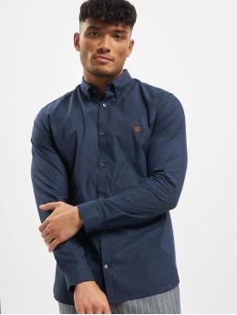 Jack & Jones overhemd jprBlaspring  blauw