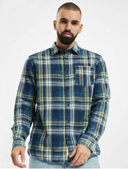 Jack & Jones overhemd  jorHans Shirt blauw