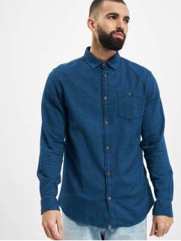 Jack & Jones overhemd jorJefferson Indigo blauw