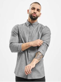 Jack & Jones overhemd jprLogo Twist  grijs