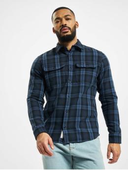 Jack & Jones overhemd jprBludarren  indigo